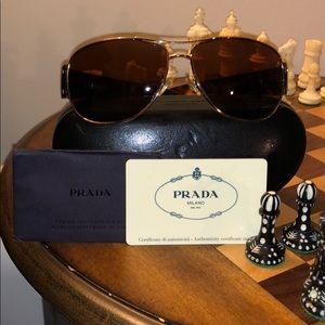 💯 Authentic Prada Sunglasses